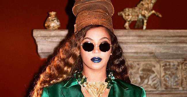 Beyoncé Shares Stunning Photos Wearing Vividly-Colored Silk Outfits on Instagram – Which Look Is Your Favorite?