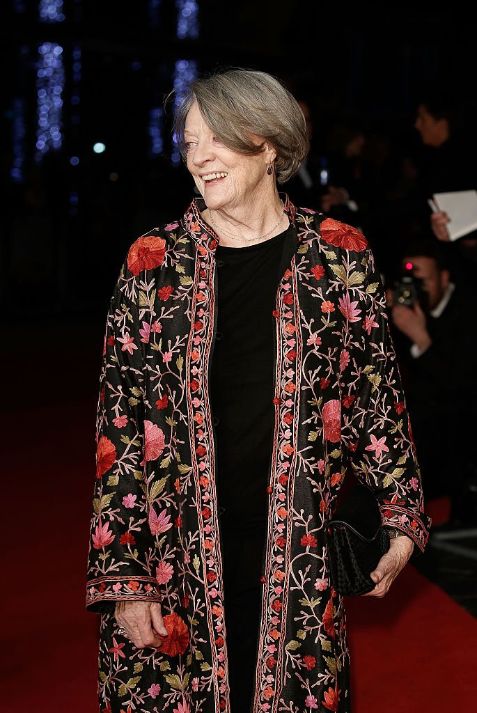 Maggie Smith.| Fuente: Getty Images
