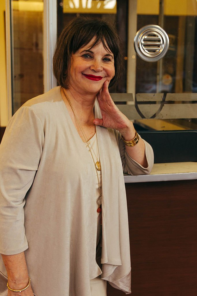 Cindy Williams on July 24, 2015 in Santa Monica, California | Source: Getty Images