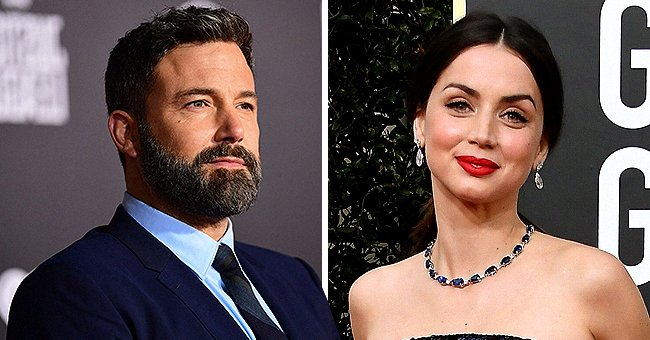 People: Ben Affleck Is Allegedly Dating His Co-star Ana de Armas