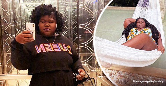 Gabby Sidibe from 'Empire' Flaunts Curves in New Photos from Her Lavish Vacation in Mexico