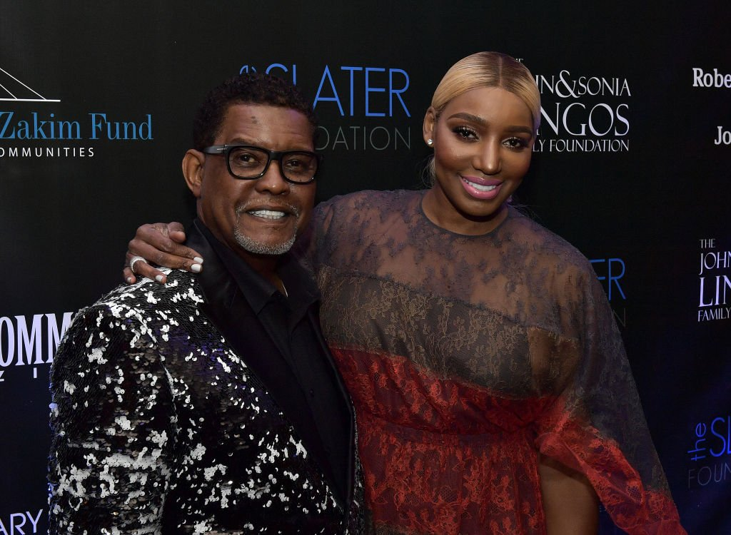 Gregg Leakes and NeNe Leakes at the Lenny Zakim Fund's 9th Annual Casino Night on March 3, 2018 | Photo: GettyImages