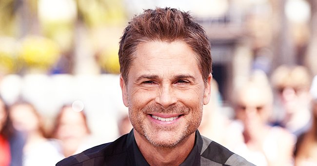 Rob Lowe's Youngest Son John Shares Inspiring Message Celebrating Two Years of Sobriety