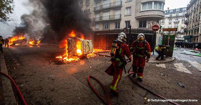 Paris : une violente explosion s'est produite dans un immeuble d'habitation du XIXe arrondissement