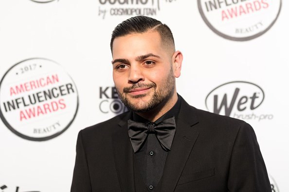 Michael Costello at the American Influencer Award in Los Angeles, California.| Photo: Getty Images.