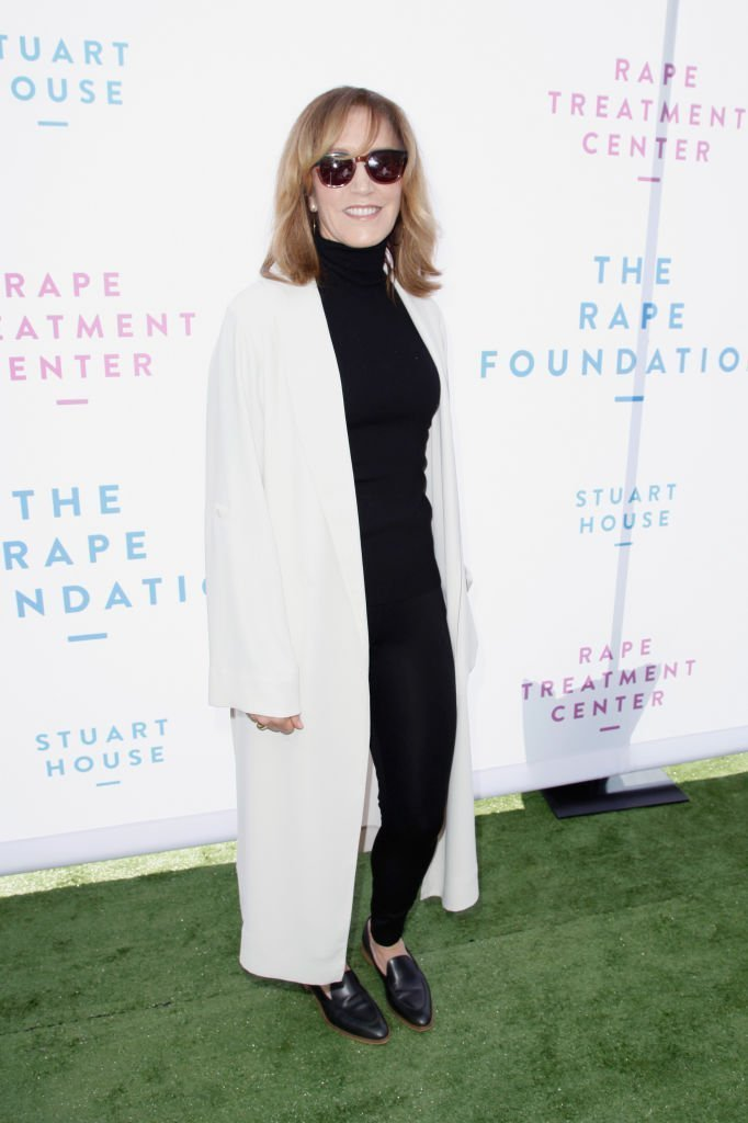 Felicity Huffman attends The Rape Foundation's Annual Brunch | Photo: Getty Images