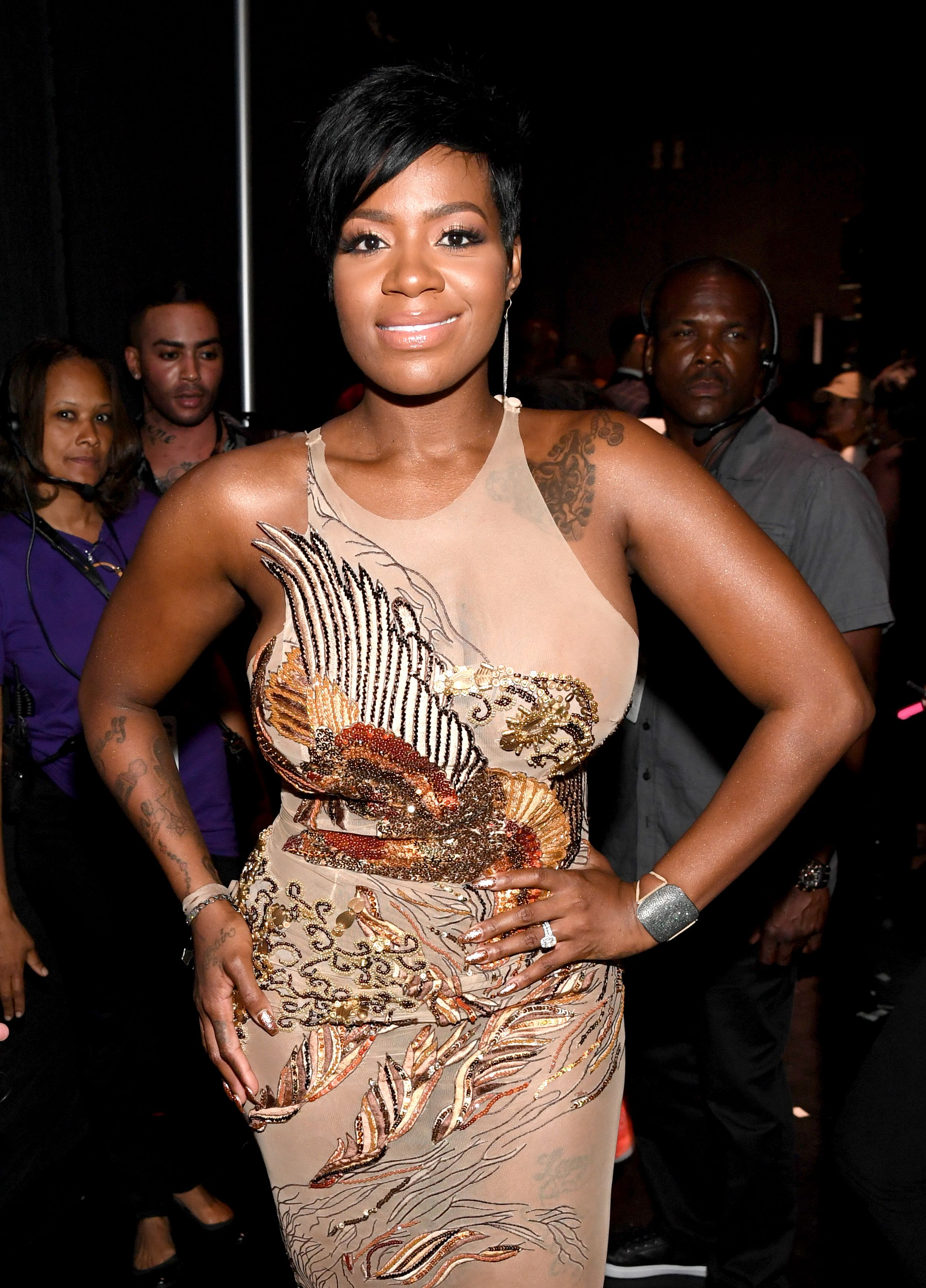 Fantasia Barrino during the 2016 BET Awards at the Microsoft Theater on June 26, 2016 in Los Angeles, California. | Source: Getty Images