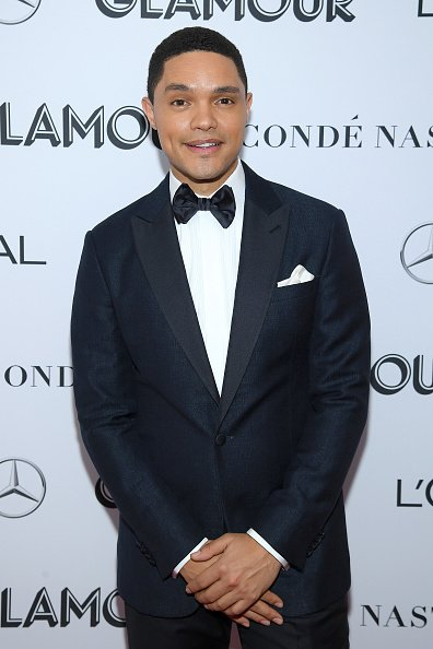 Trevor Noah attends the 2019 Glamour Women Of The Year Awards on November 11, 2019 | Photo: Getty Images