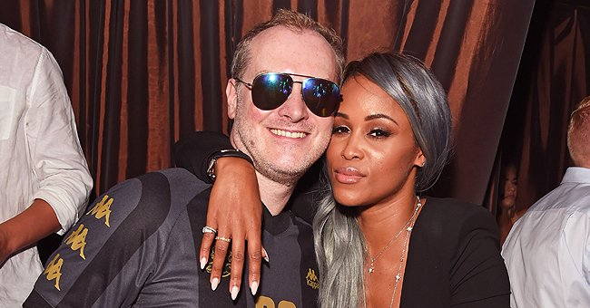 Rapper Eve's Millionaire Husband Shares TBT Photo Posing With Her in Ibiza after Their Wedding