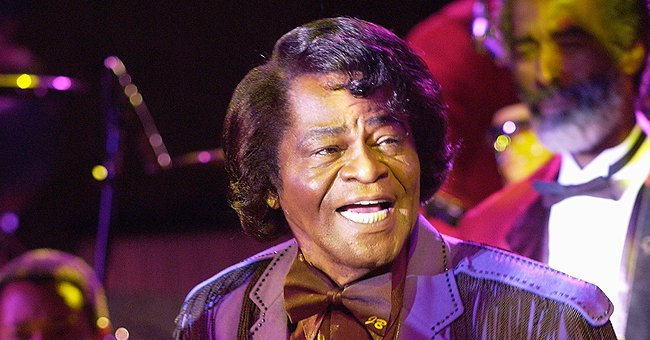 Godfather of Soul James Brown's 2 Daughters Show Uncanny Resemblance Posing in Bare-Shoulder Dresses in Rare Photo