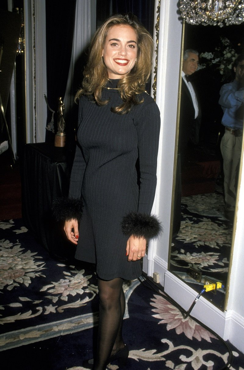 Jennifer Grant on October 3, 1994 at Plaza Hotel in New York City | Photo: Getty Images