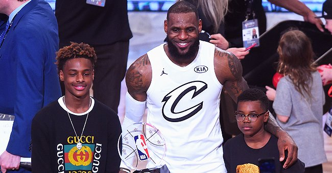 LeBron James' Sons Bronny & Bryce Have Taken after Their LA Lakers Star Dad When It Comes to Their Basketball Skills