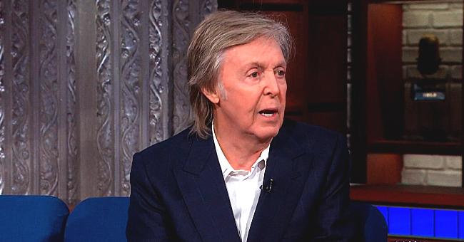 Original Beatles Member Sir Paul Mccartney Says He Has 'a Lot of Dreams' about Late John Lennon
