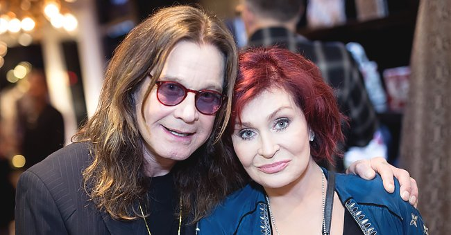 Sharon Osbourne Opens up on 'The Talk' after Her Husband Ozzy's Parkinson's Reveal