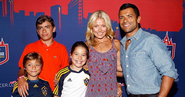 Kelly Ripa and Mark Consuelos Open up about Parenthood and Raising Their Three Kids