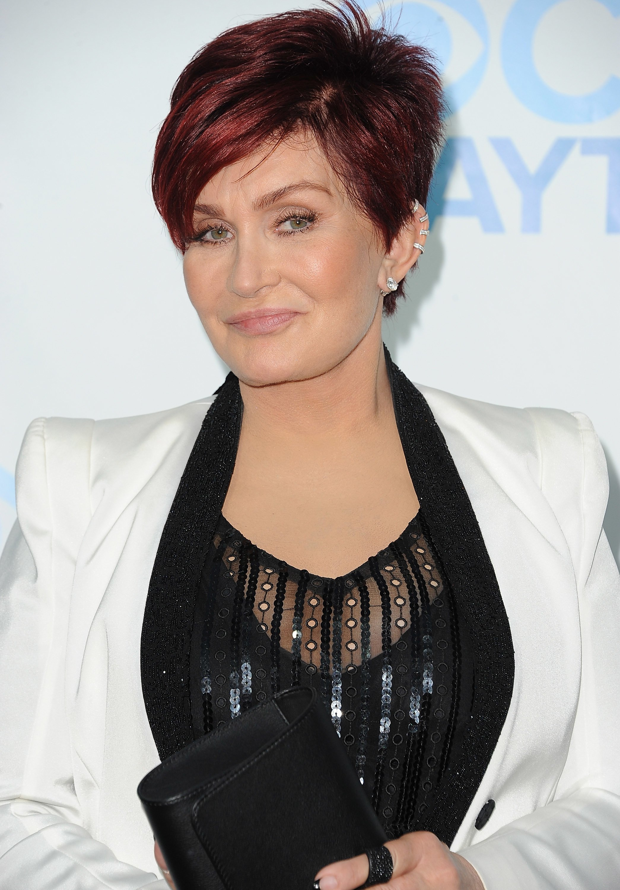Sharon Osbourne attends the 41st Annual Daytime Emmy Awards CBS after party at The Beverly Hilton Hotel on June 22, 2014 in Beverly Hills, California | Photo: Getty Images