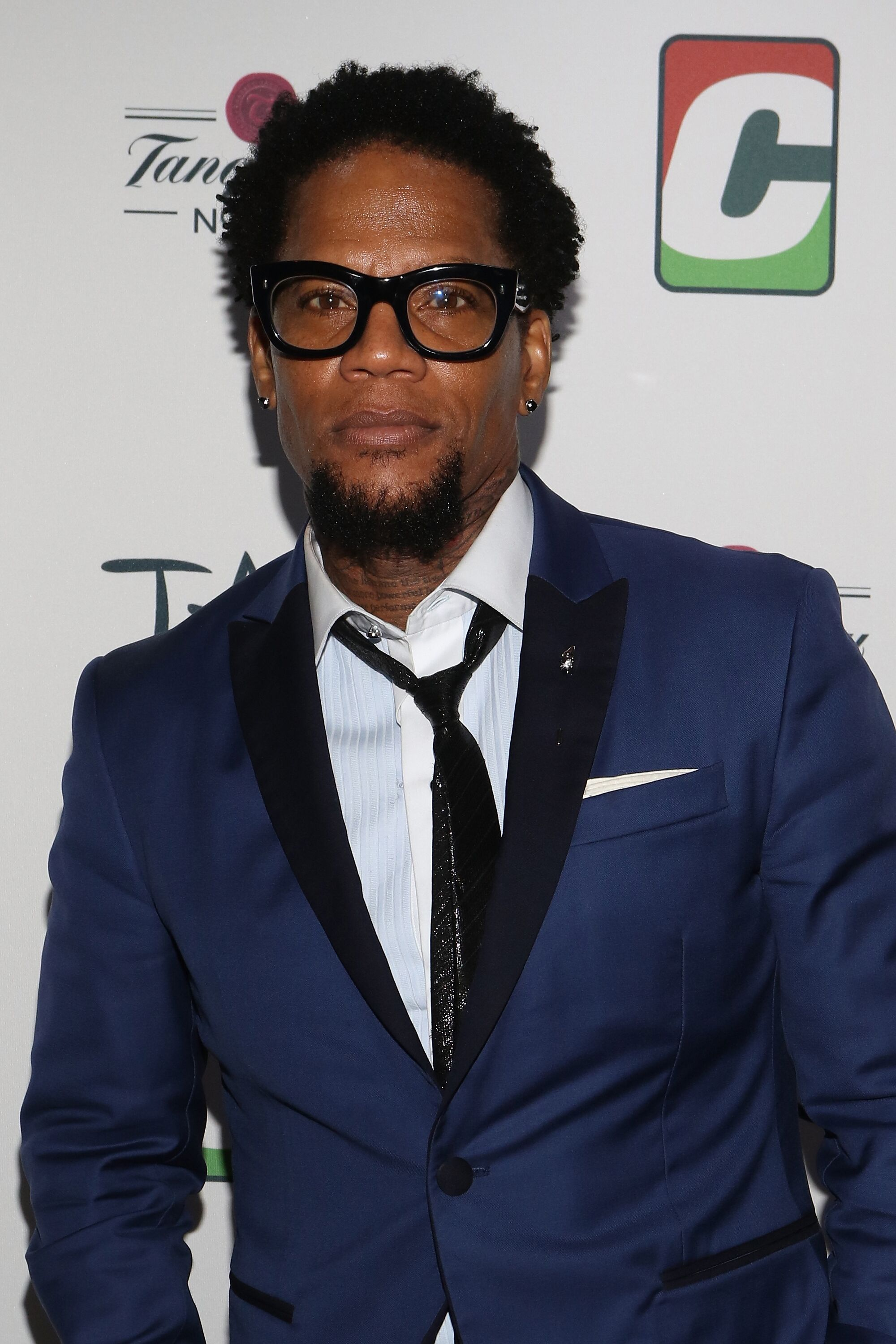 D. L. Hughley attends Dave Chappelle Birthday Celebration at TAO Uptown on August 24, 2017 in New York City | Source: Getty Images