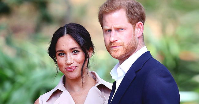 Prince Harry Visits Town That Is Special to Him & Meghan Markle to Mark World Mental Health Day