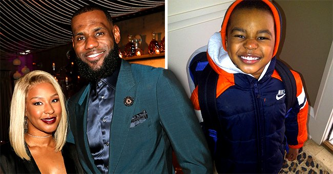 LeBron James' Wife Savannah Celebrates Their Son Bryce's 13th Birthday with a Sweet Post