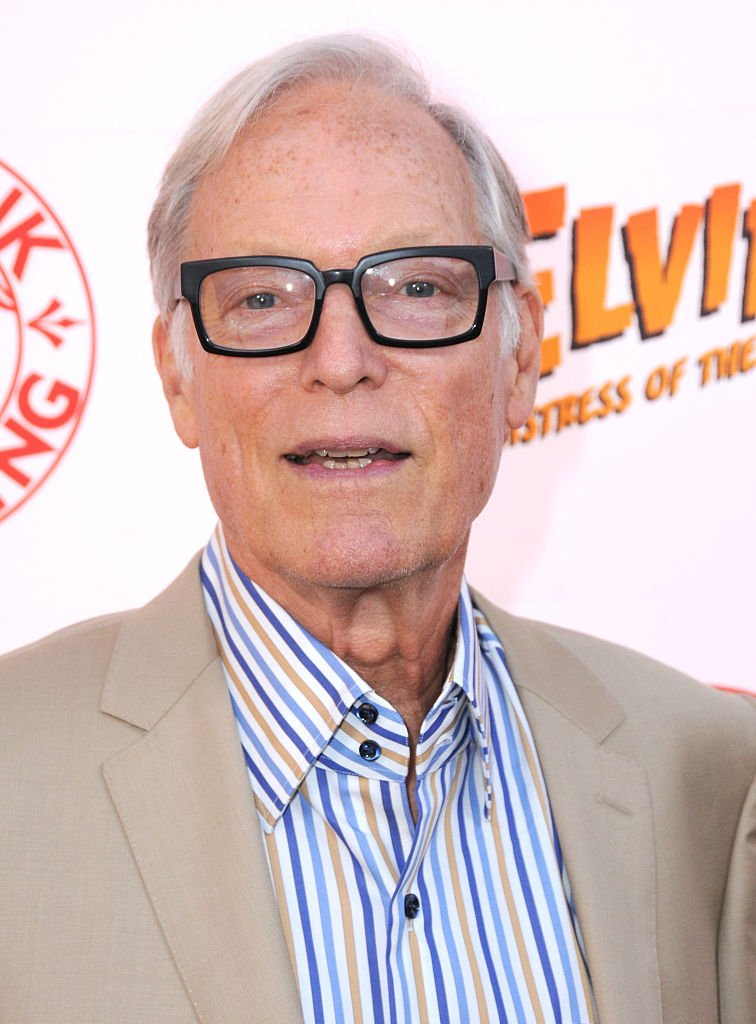 Richard Chamberlain le 18 octobre 2016 à Hollywood. l Source : Getty Images