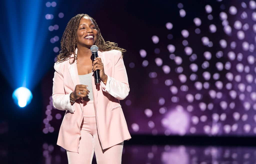 Stephanie Mills performs on stage during the Aretha Franklin Tribute in 2018 in New Jersey | Source: Getty Images