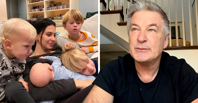 ET: Alec Baldwin Is Living in a Separate Home from His Wife Hilaria & Their 5 Kids