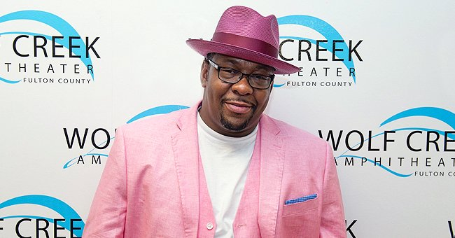 Bobby Brown Explains Why He's Gained Weight in a New Picture with Look-Alike Son Cassius