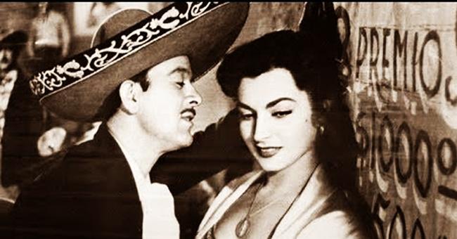 Elsa Aguirre, la leyenda del cine mexicano que le dio una cachetada a Pedro Infante