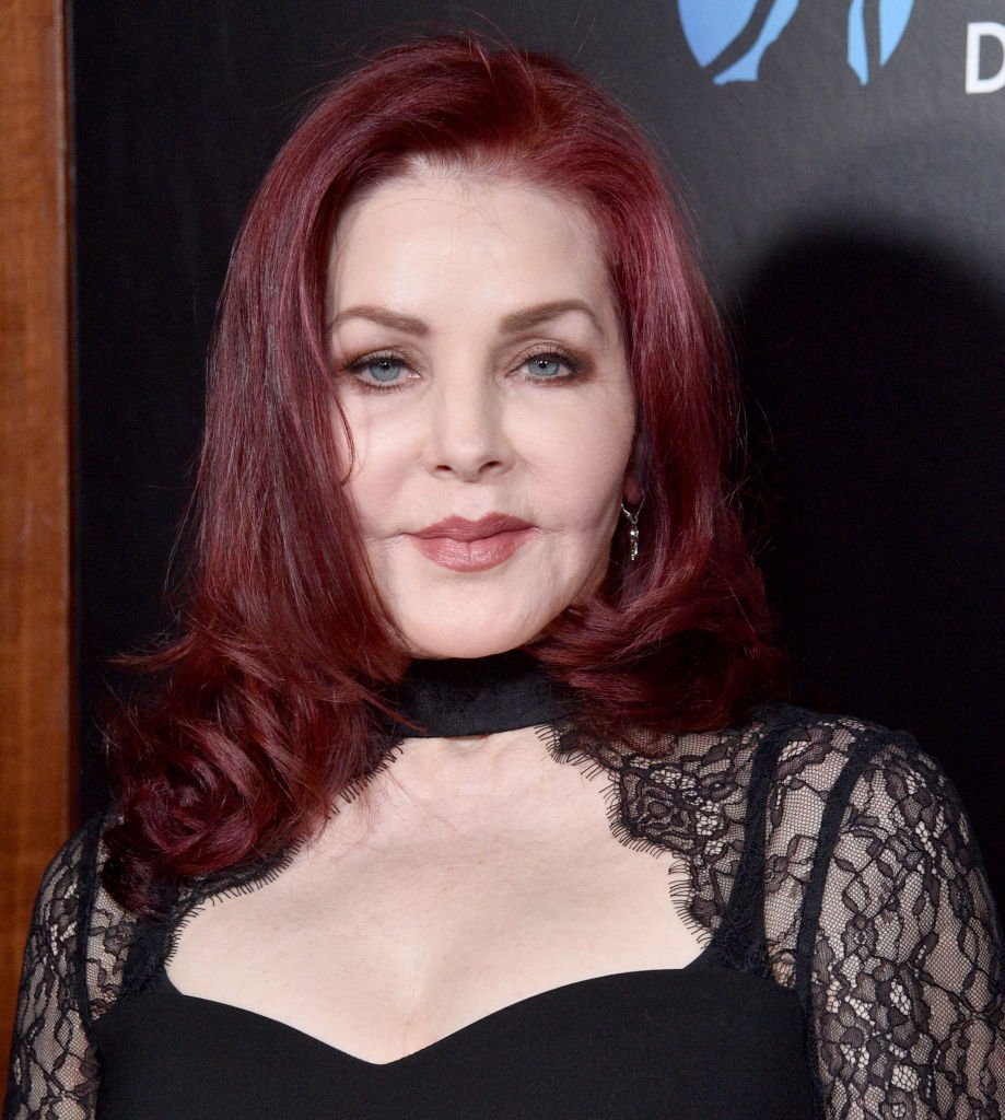 Priscilla Presley attends the 60th Anniversary Party For The Monte-Carlo TV Festival at Sunset Tower Hotel | Photo: Getty Images