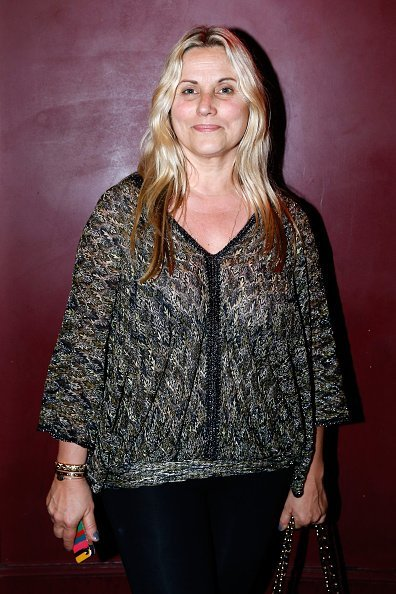 Sophie Favier attends the performance of comedian Berangere Krief at the Olympia in Paris, France.     Photo: Getty Images