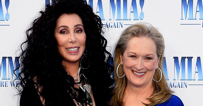Everything You Need to Know about Cher and Meryl Streep's Iconic Friendship That Spans 38 Years