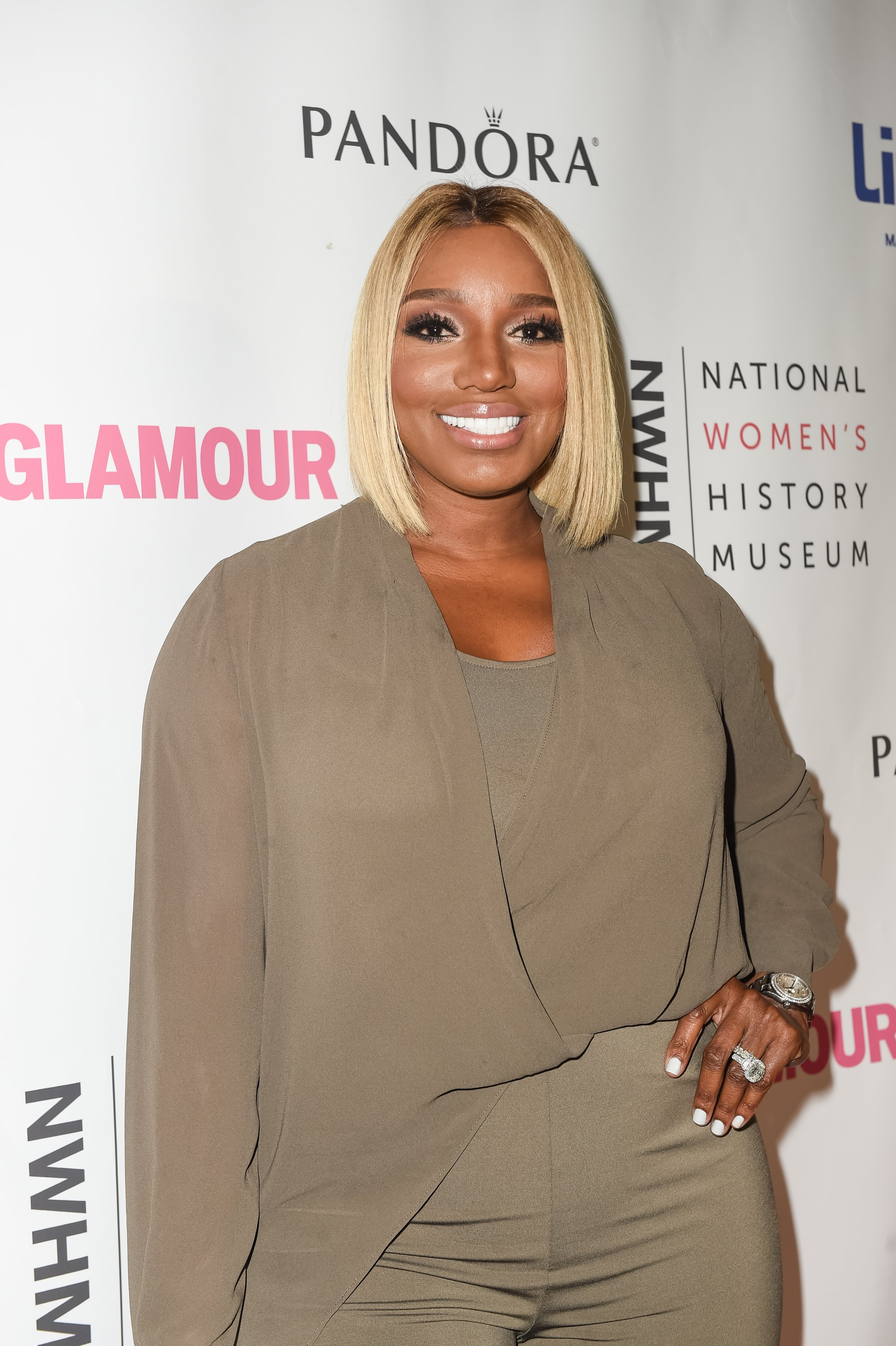 NeNe Leakes at the 5th annual 'Women Making History' brunch on Sept. 17, 2016 in California | Photo: Getty Images