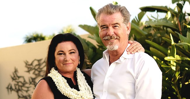 How Pierce Brosnan and His Family Are Quarantining Amid the COVID-19 Pandemic