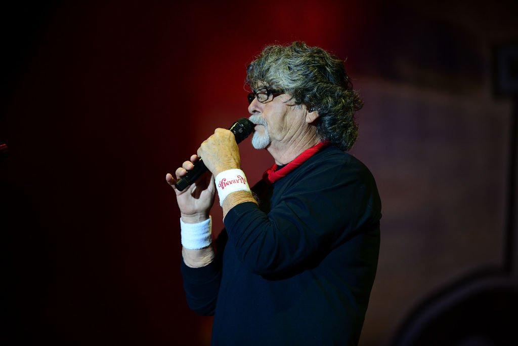 Randy Owen of the band Alabama performs on stage during the Citadel Country Spirit USA music event | Photo: Getty Images