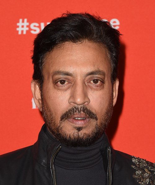 Irrfan Khan at the 'Puzzle' Premiere at Eccles Center Theatre on January 23, 2018 | Photo: Getty Images