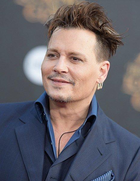 Johnny Depp. | Imagen tomada de: Wikimedia Commons