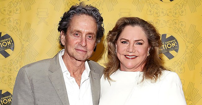 People: Kathleen Turner Gushes over 'Romancing the Stone' Co-star Michael Douglas – Here's What She Had to Say