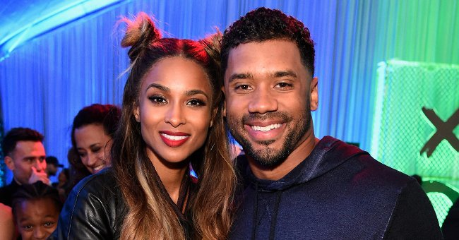 Ciara's Fluffy-Haired Daughter Looks like Her Dad as She Smiles While Learning to Cook Pizza