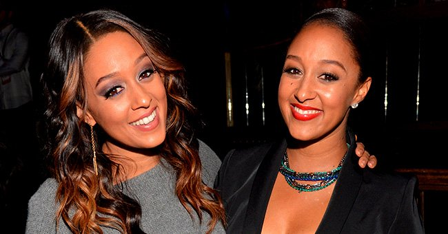 Tia Mowry from 'Family Reunion' Is a Proud Auntie as She Shares Adorable Photo with Sister Tamera's Kids Aden and Ariah