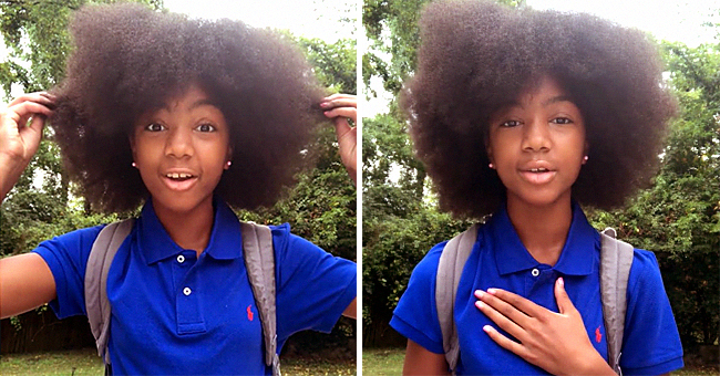 Video of Tennessee 5th Grader with Afro Embracing Her Natural Hair after Being Bullied Goes Viral