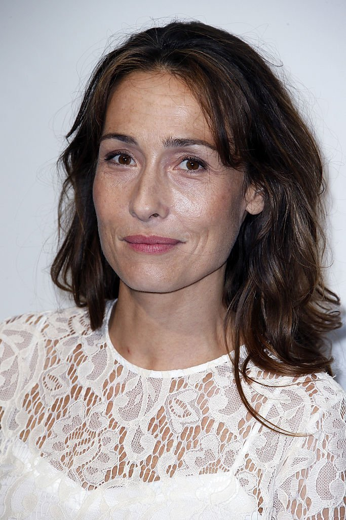 L'actrice Anne-Lise Hesme assiste à la 'Nadia' Photocall | Source : Getty Images