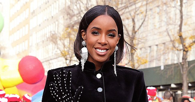 Kelly Rowland's Look-Alike Son Titan, 6, Shows His Precious Smile in This Heart-Melting Photo
