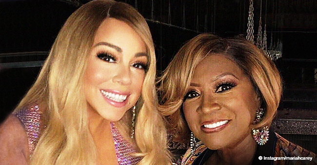 Mariah Carey & Patti LaBelle Sip Wine as They Casually Sing Duet to 'With You' in Hilarious Video