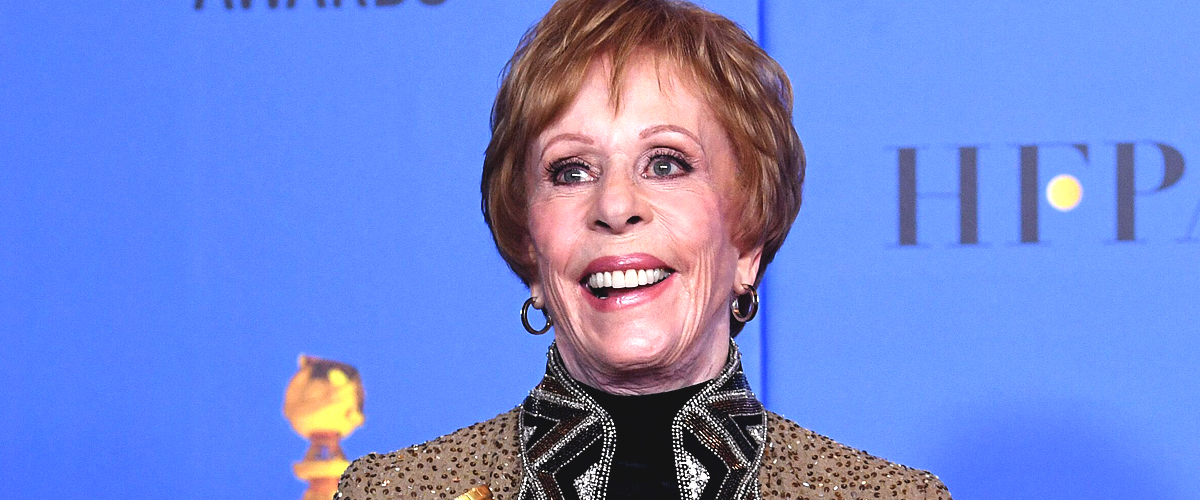 Carol Burnett Once Admitted She Was a Con Artist before Landing Her Famous Variety Show on CBS