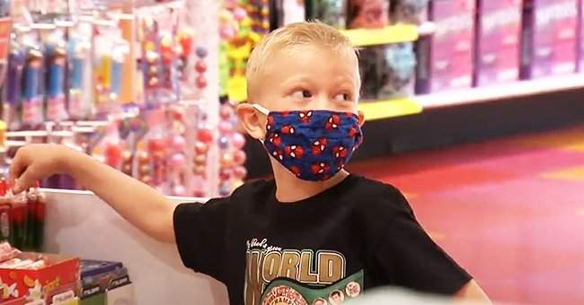 6-Year-Old Hero Who Rescued Little Sister from a Dog Attack Gets a Reward from a Candy Shop — What Is It?