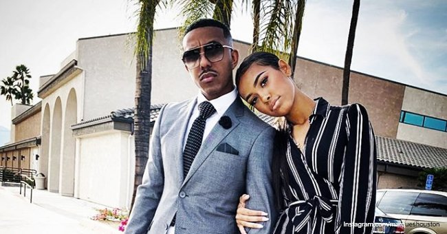 Sister, Sister's Marques Houston Shares Engagement Pics after Popping the Question to Girlfriend