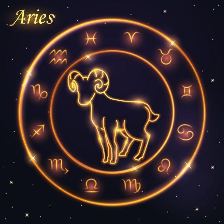 Signo de Aries / Imagen tomada de: Shutterstock