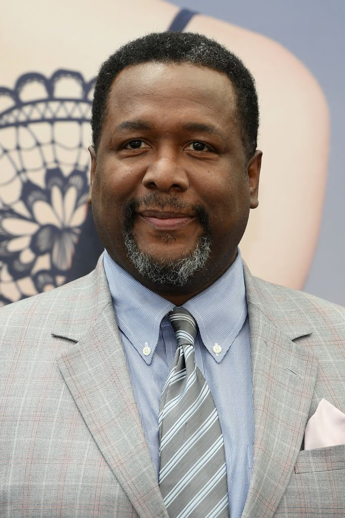 """""""Suits"""" alum Wendell Pierce pictured at the 58th Monte Carlo TV Festival, 2018, Monte-Carlo, Monaco. 