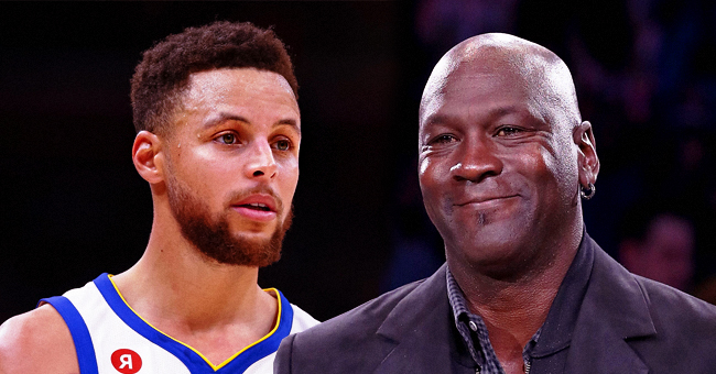 Michael Jordan Seemingly Shades Steph Curry, Says He's Not yet a Hall of Famer