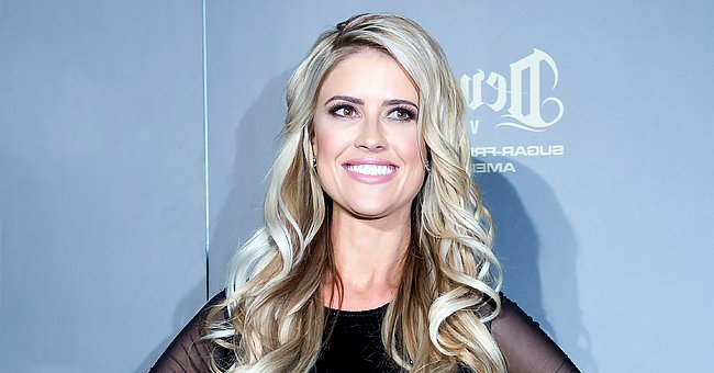 Christina Anstead Poses in Her Favorite All-Black Look Months after Split from Husband Ant